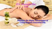 Discover the Major Advantages of Using Organic Essential Oils