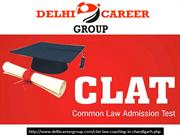 CLAT Coaching in Chandigarh | LAW Coaching in Chandigarh