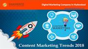 Content Marketing Trends to Watch for in 2018 | Samskriti Solutions