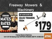 Lawn Mowers for innovative products