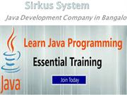 Java Development Company in Bangalore