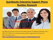 Quickbooks Enterprise Support Phone Number Newyork