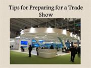 Tips for Preparing for a Trade Show - Sol Exhibitions