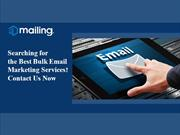 Searching for the Best Bulk Email Marketing Services Contact Us Now (2