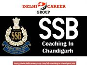 SSB Coaching In Chandiagrh