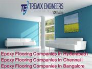 Epoxy Flooring Companies In Hyderabad