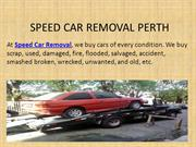 Speed Car Removal In Perth
