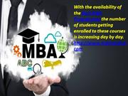 Best MBA Programme everyone has an MBA degree