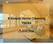 6 Easy Home Cleaning Hacks