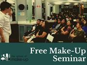 Free Make-up Seminar By The School of Make-up That Work For You