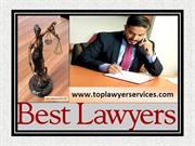 How to Select The Best Lawyer?