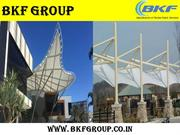 Tensile Structure Manufacturer | Tensile Structure