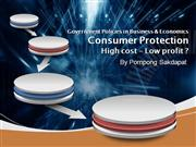 consumer protection MIBE