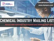 Chemical Industry Mailing List | Chemical Industry Mailing Database