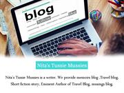Basic Travel Blog Advice for a new writer