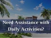 Senior Living Solutions for Seniors with Disability