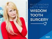 Must-Known Facts about Wisdom Tooth Surgery