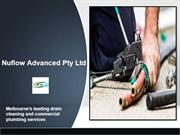Reliable Commercial Plumber in Melbourne - Nuflow Advanced Pty Ltd