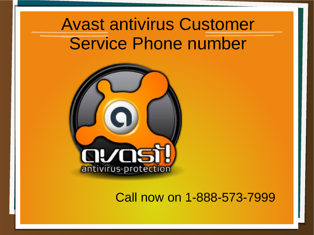What is avast phone number?   What is the phone number of