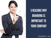 5 Reason Why Branding Is Important to Your Company | Newton Consulting