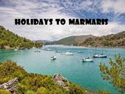 Cheap all inclusive holidays to marmaris