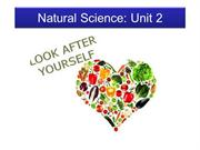 SCIENCE 2_LOOK AFTER YOURSELF