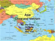 China and Vietnam2