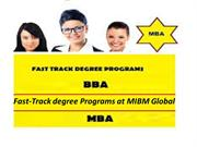 Fast-Track degree Programs at MIBM Global