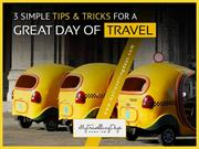 Simple Tips and Tricks to Plan Your Travel
