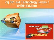 crj 301 aid Technology levels  crj301aid.com