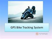 GPS Bike Tracking System - Tracking2u
