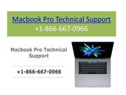 Macbook Pro Technical Support +1-866-667-0966