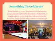 Something To Celebrate | Balloons Wirral | Wedding Balloons Wirral