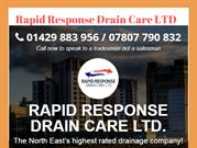 Rapid Response Drain Care LTD | Blocked Drains Gateshead |