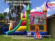Double Your Fun With Elk Grove Party Rentals