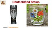Buy Authentic Steins Online at Discounted Prices
