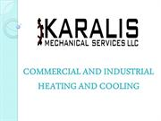 COMMERCIAL HEATING SERVICE-KARALIS MECHANICAL SERVICES