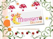 Online Midnight Cake Delivery Services