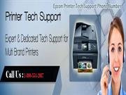 epson printer support phone number 1-800-554-2087