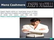 Cashmere Tee Shirts For Men