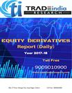Daily Equity Derivative Prediction Report For 25 November 2017 by TRAD