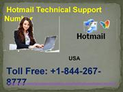 Hotmail contact number +1-844-267-8777 Email Sign Up Problem