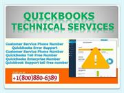 QuickBooks Enterprise Support Toll Free Number