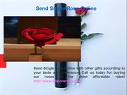 Send a Single Rose