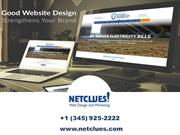 Give best makeover to your site with best web design in Cayman