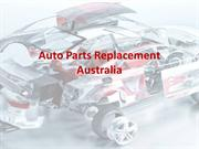Auto Parts Replacement Australia ppt