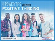 Improve Confidence & Embrace Positivity with these Tips