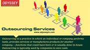 Outsourcing Your Business Development Efforts