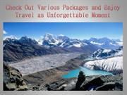 Check Out Various Packages and Enjoy Travel as Unforgettable Moment
