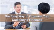 The Easy Way to Organize Your Company's Finances